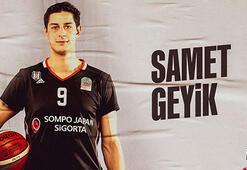 Beşiktaş Sompo Sigorta, Samet Geyikle sözleşme yeniledi