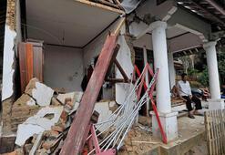 6.8lik depremde beş kişi ölü