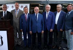 Beşiktaşta divan başkanlık seçimi başladı