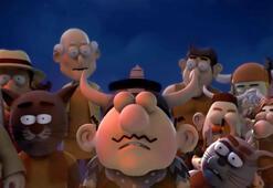 Fırıldak Ailesi filmindeki karakterleri kimler seslendiriyor