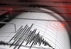 Elazığda korkutan deprem Üst üste sallandı...