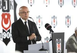 Beşiktaşta Tevfik Yamantürk divan başkanlığına seçildi