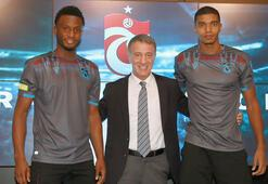 Trabzonsporda Obi Mikel ve Fernandes için imza töreni