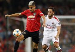 Manchester United, Milanı penaltılarla devirdi 4 gol...