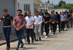 FETÖ operasyonunda gözaltı sayısı 41e çıktı