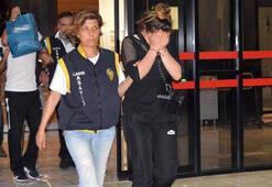 Zorla fuhuşa 3 tutuklama