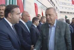 Erdoğan, Bursa Şehir Hastanesini ziyaret etti