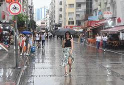 Meteorolojiden kuvvetli yağış uyarısı Hava durumu bugün nasıl olacak
