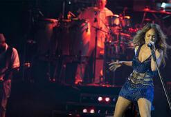 Jennifer Lopez Antalyaya geldi