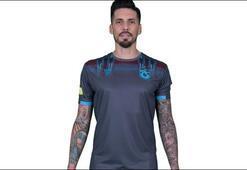 Trabzonsporun yeni sezon formaları böyle tasarlandı