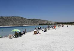 Salda, yıl sonuna kadar 1 milyon ziyaretçi bekliyor