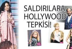 Saldırılara Hollywood tepkisi
