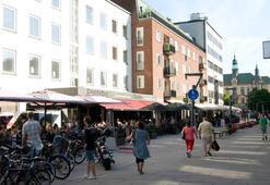 İsveçte dilenmek artık paralı