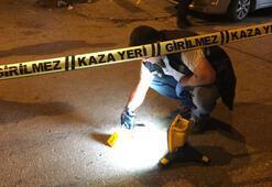 Adanada sokak ortasında silahlı kavga: 1 yaralı