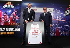 Total Oil Türkiye, A Milli Basketbol Takımımıza sponsor oldu
