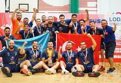 Beykent, Avrupa'da Üst Üste 2. Kez Şampiyon