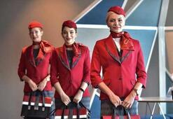 THY kabin ekipleri yeni üniformalarıyla göz kamaştırdı