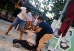 Antalyada, coplu sopalı öldüresiye dayak