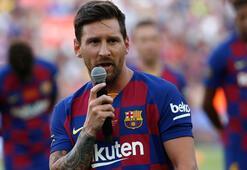 Messiden itiraf: La Liga'ya hak ettiği değeri vermiyoruz