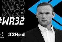 Wayne Rooney resmen Derby Countyde