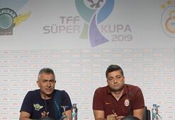 Levent Şahin: Umarım üçüncü kupayla yeni sezona başlarız