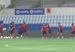 Olympiakos, Medipol Başakşehir maçı hazırlıklarını tamamladı