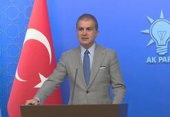 Ömer Çelik: Türkiyenin takviminin kısaldığını söylemeliyim