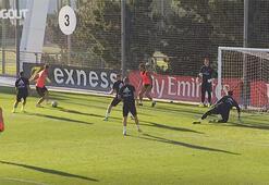 Real Madridte hedef  Salzburg galibiyeti