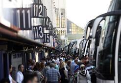 Bayramda 5 milyondan fazla kişinin seyahat etmesi bekleniyor