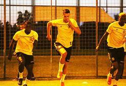 Yeni Malatyaspor, Partizan maçının taktiğini çalıştı