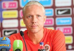 Sparta Prag Teknik Direktörü Jilek: Semih Kayadan bilgi aldık
