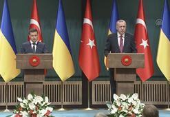 Erdoğan: Türkiye, Kırımın yasa dışı ilhakını tanımamıştır ve tanımayacaktır -