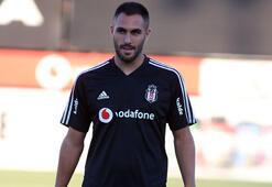 Beşiktaşta Victor Ruiz ilk antrenmanına çıktı