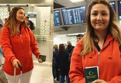 Rusyaya vizesiz ilk Türk yolcu giriş yaptı