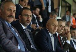 Bakan Kasapoğlundan Galatasaraya tebrik mesajı