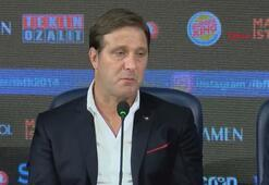 Pedro Martins: Rövanş maçında işimiz zor