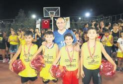 Urla'da görkemli turnuva