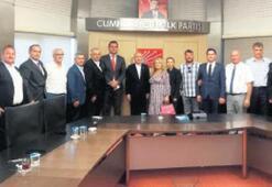 Boşnaklar, CHP lideriyle buluştu