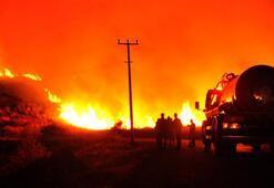 Son dakika   Antalyada korkutan orman yangını Müdahale ediliyor...