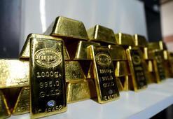 Türkiyenin altın ithalatı 13 bin 552 kg oldu