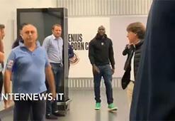 Lukaku Inter için Milanoda