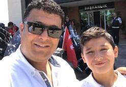 Bisikletten düşen 10 yaşındaki Abdullah hayatını kaybetti
