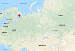 Son dakika... Rusyada askeri birlikte patlama