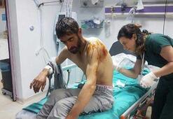 Ayı saldırısında yaralandı, 12 saat sonra kurtarıldı