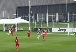 Takımdan ayrılacağı konuşulan Mandzukicten alkış alan gol
