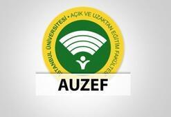 AUZEF bütünleme sınavı sonuçları nereden öğrenilir