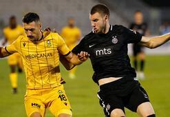 Partizan-Yeni Malatyaspor: 3-1