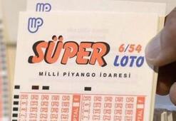 8 Ağustos Süper Loto sonuçları | 25 milyonu aştı...