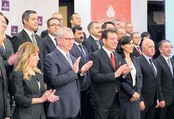 Büyükşehir'in A Takımı kamuoyuna tanıtıldı