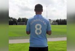 İlkay Gündoğan 4 yıl daha Manchester Cityde.